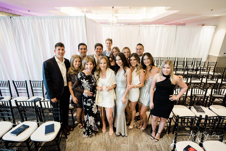 family photo bat mitzvah