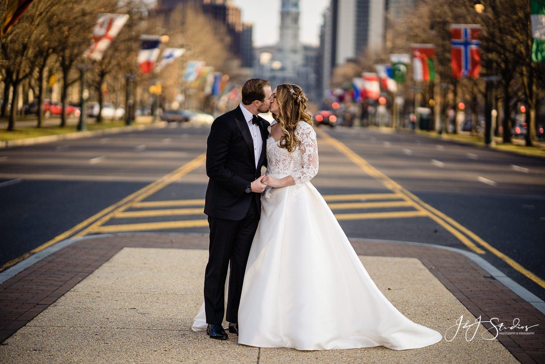 fairmount park bridal pictures