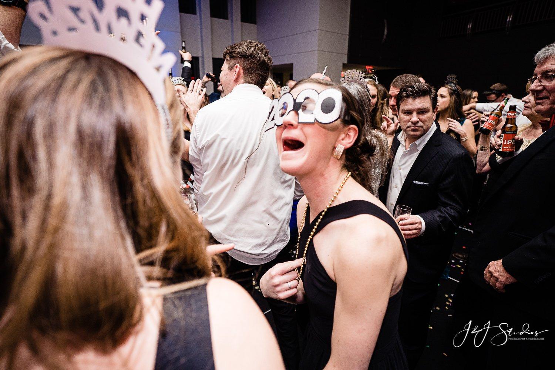 new years eve wedding vue on 50