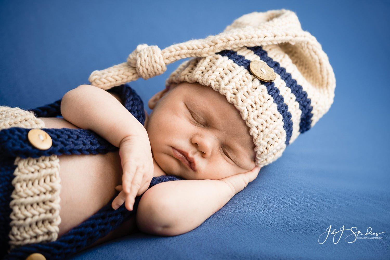 newborn baby portraits in philly