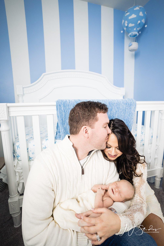 nursery newborn photographer