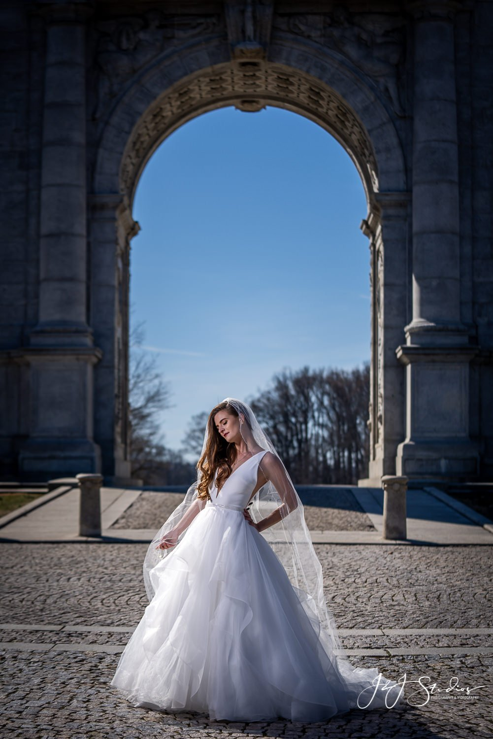 best bridal portrait photographer
