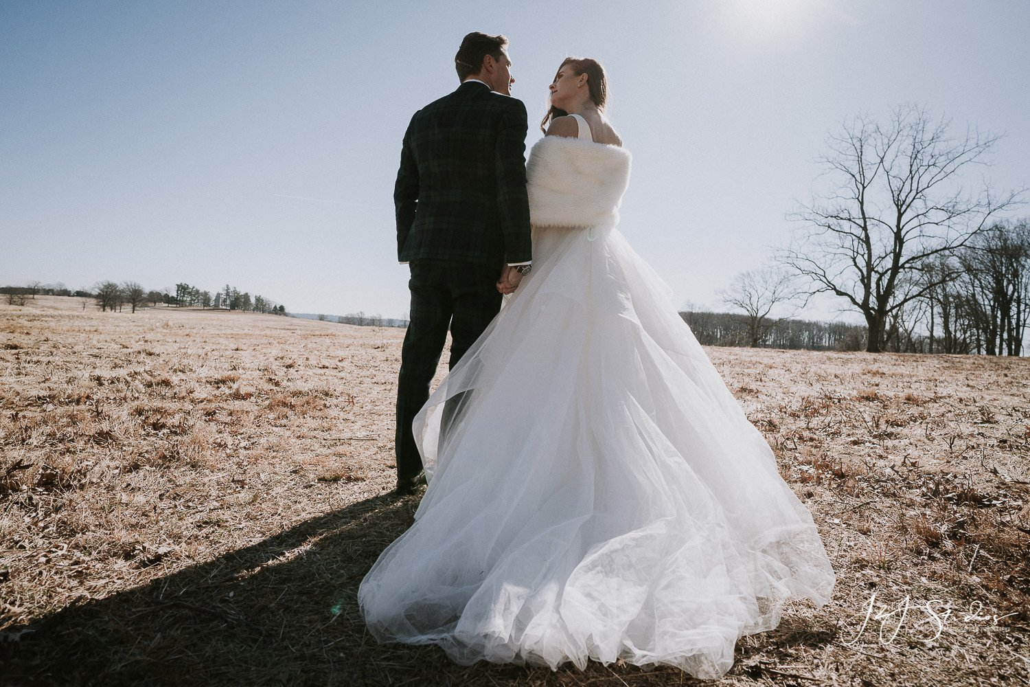 king of prussia wedding photographer