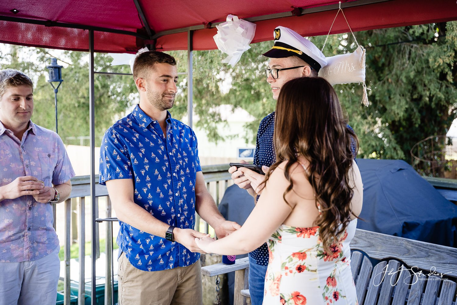 home elopement philly