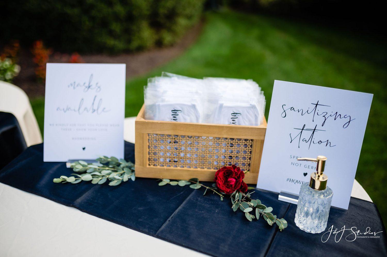 wedding favors wedding custom face masks