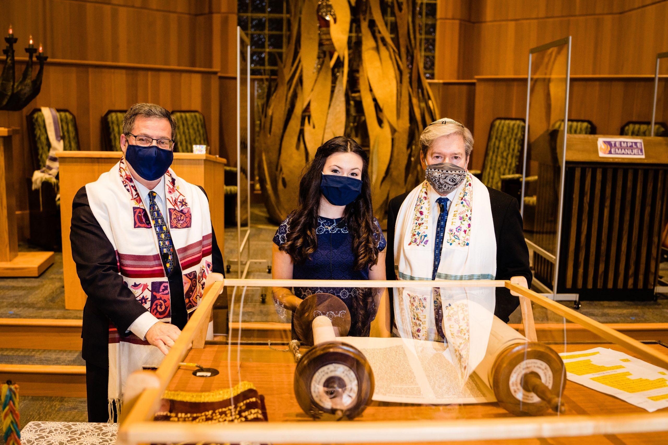 Synagogue New Jersey Bat mitzvah photography