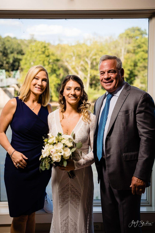 bride family portraits