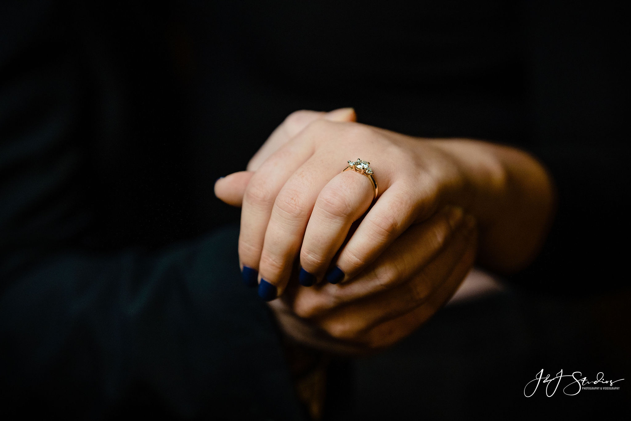 surprise proposal ring photography