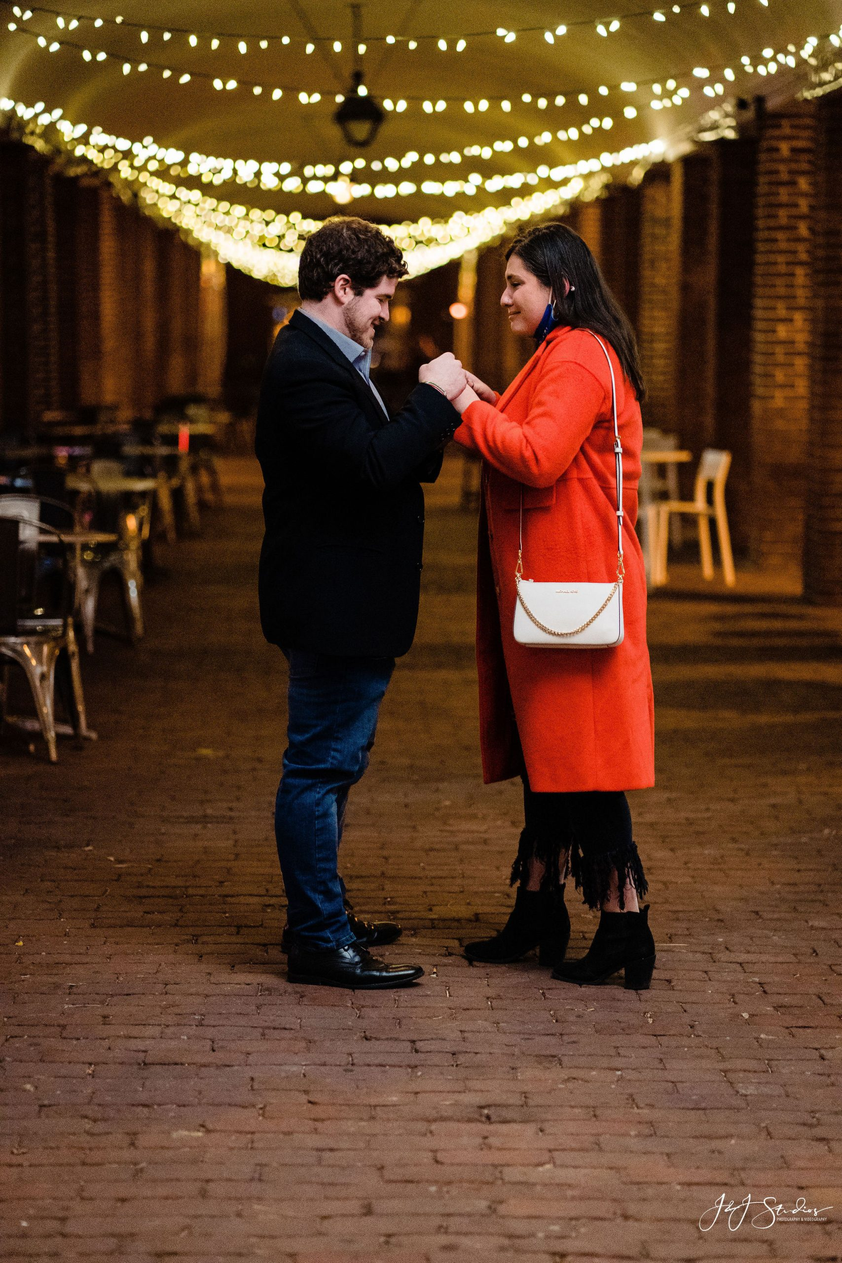sweet surprise proposal photography