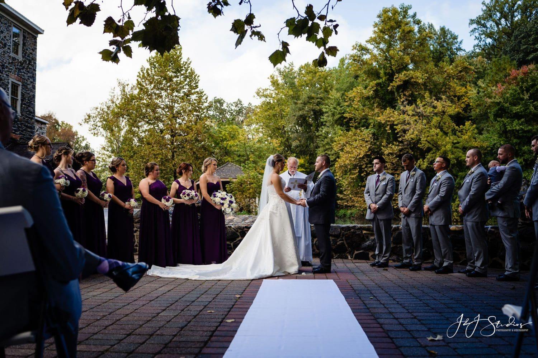 Outdoor PA Wedding Venues