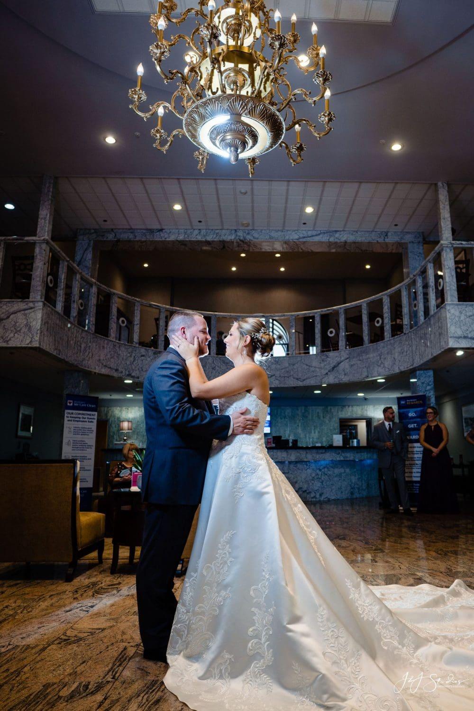 Bride and Groom Beautiful King Mills PA WEDDING VENUES