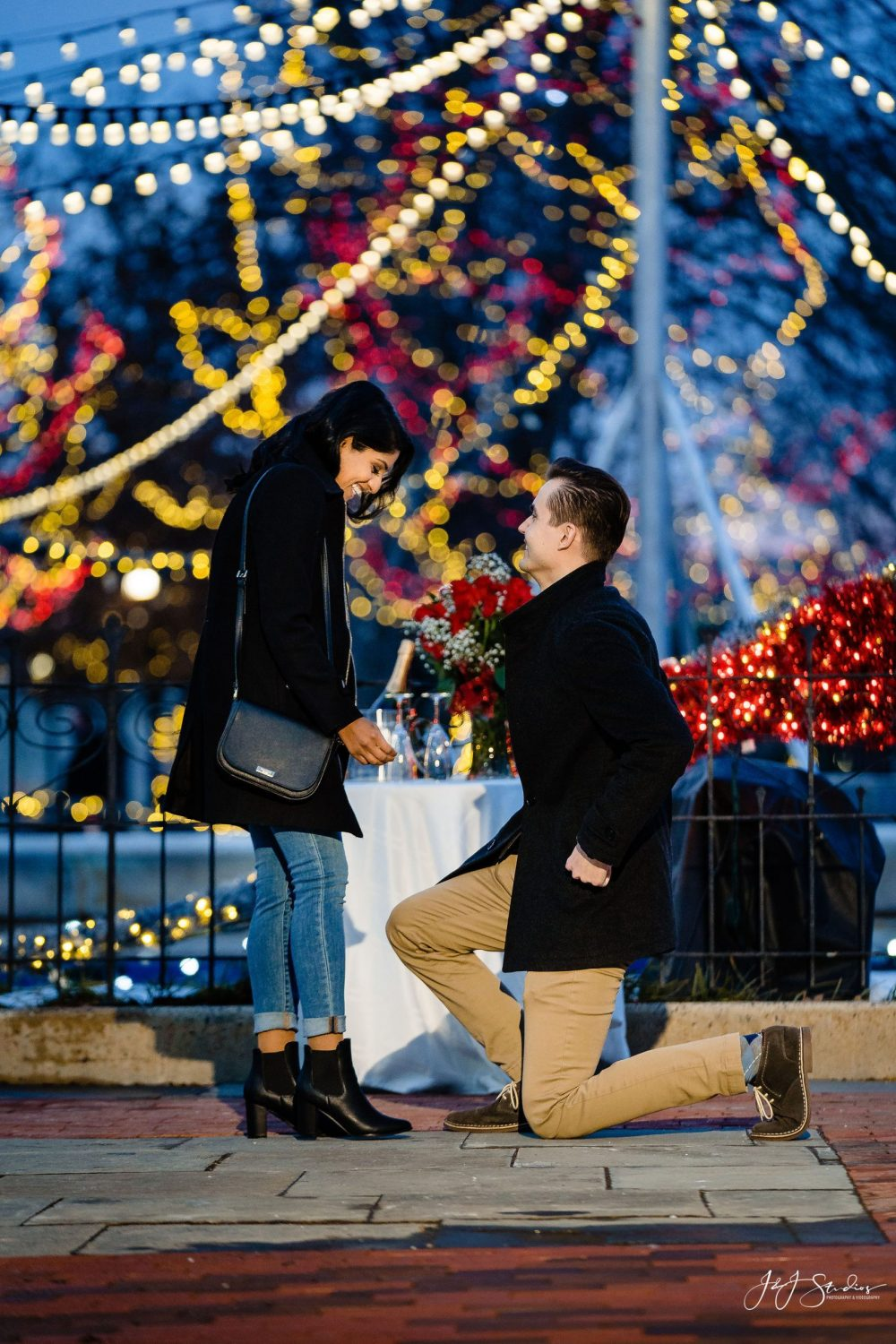Franklin Square Surprise Proposal