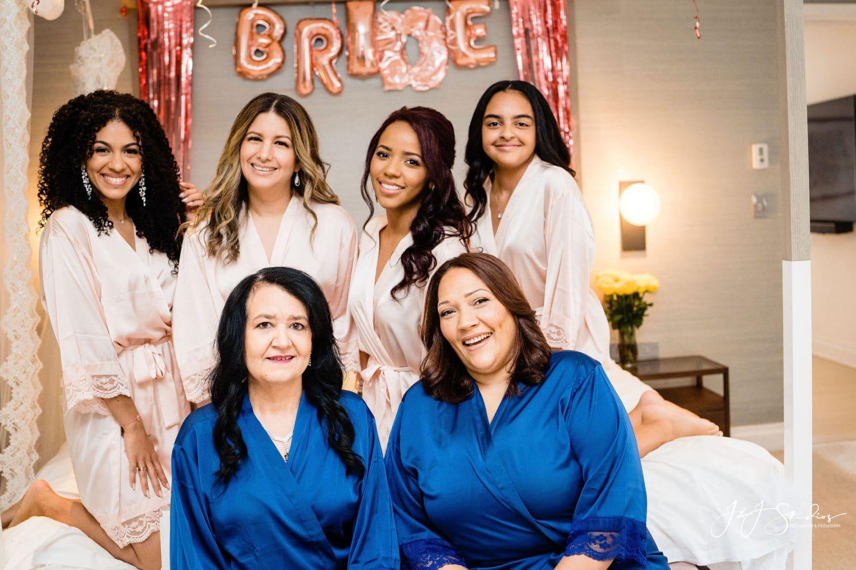 bridesmaid muste have wedding photos