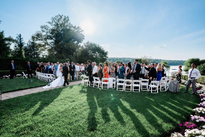 Lake House Wedding