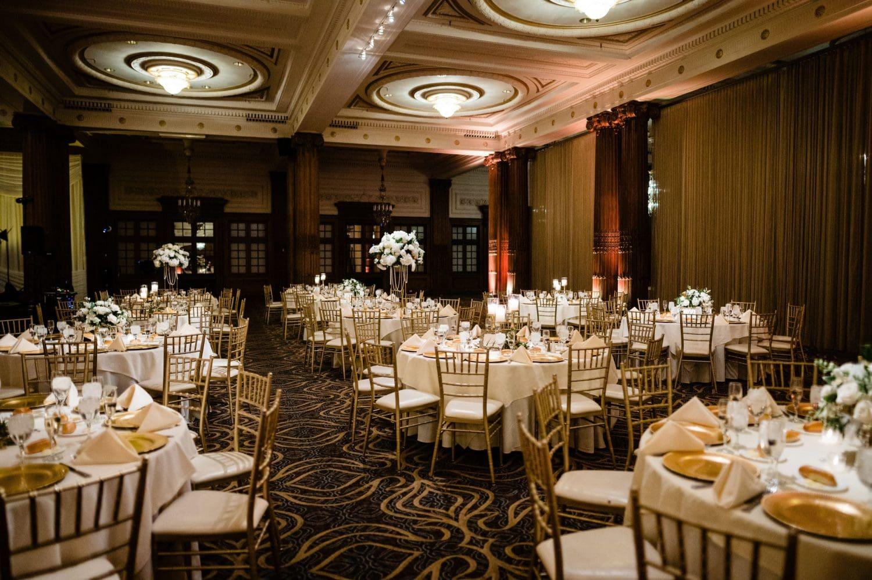 Crystal Tea Room PA WEDDING VENUES
