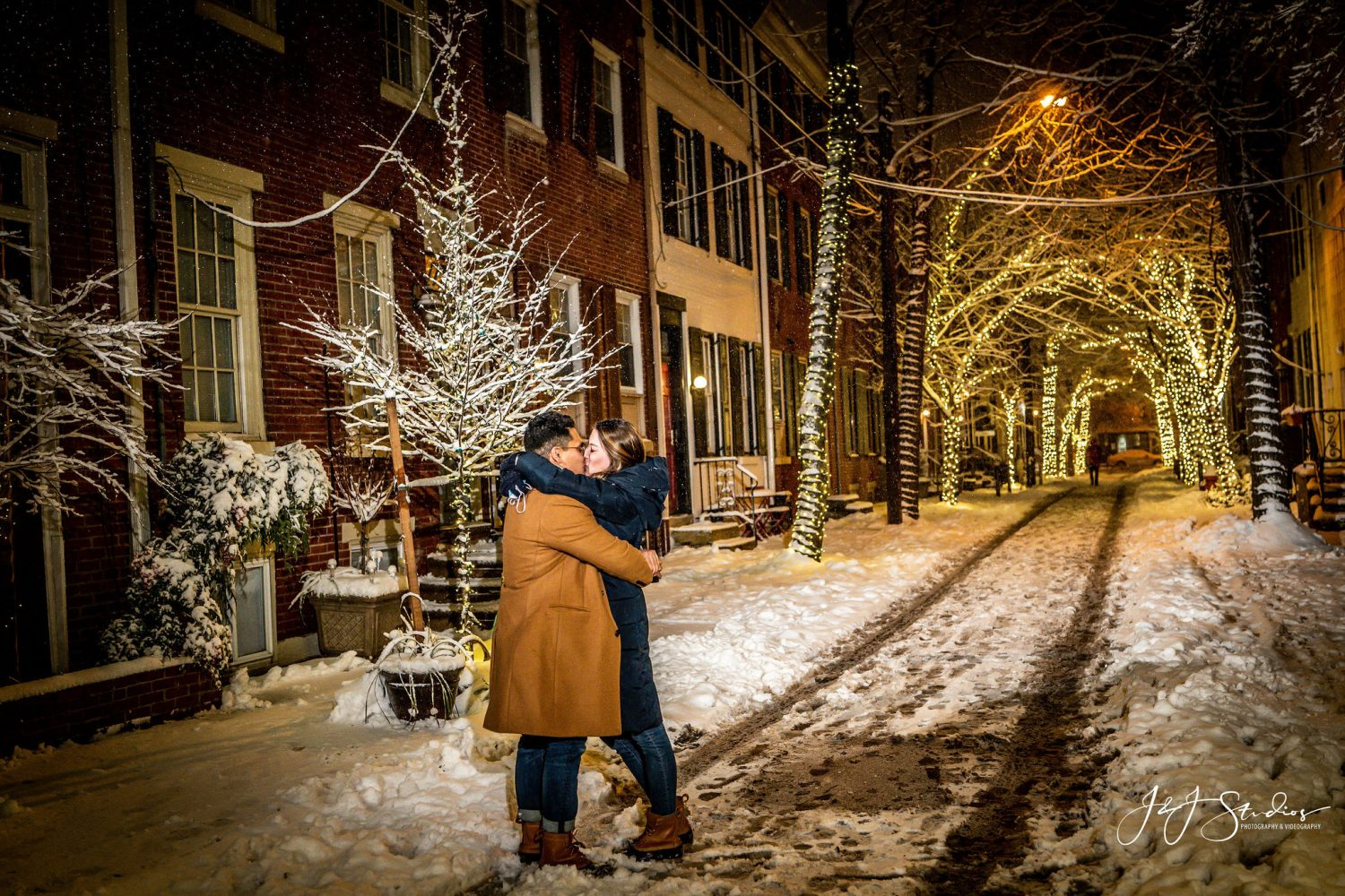 snow lights proposal