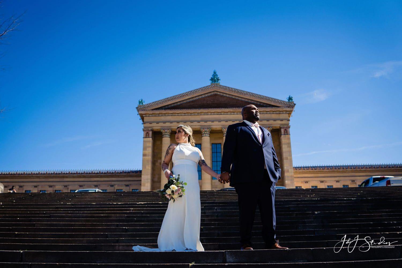 Married couple Philadelphia Museum of Art