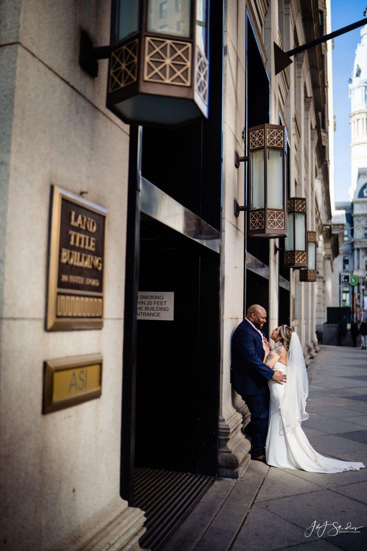 Married Couple Center City Philadelphia