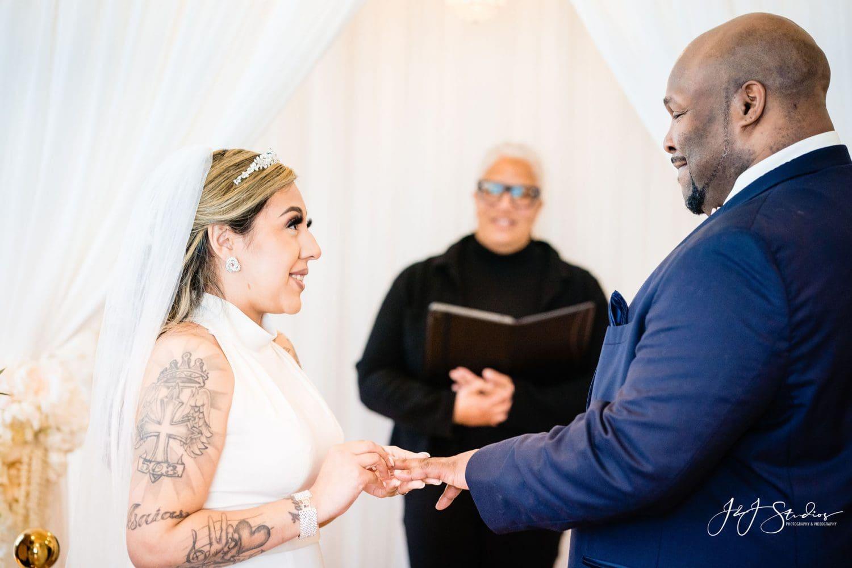 Ceremony Philadelphia Wedding Chapel