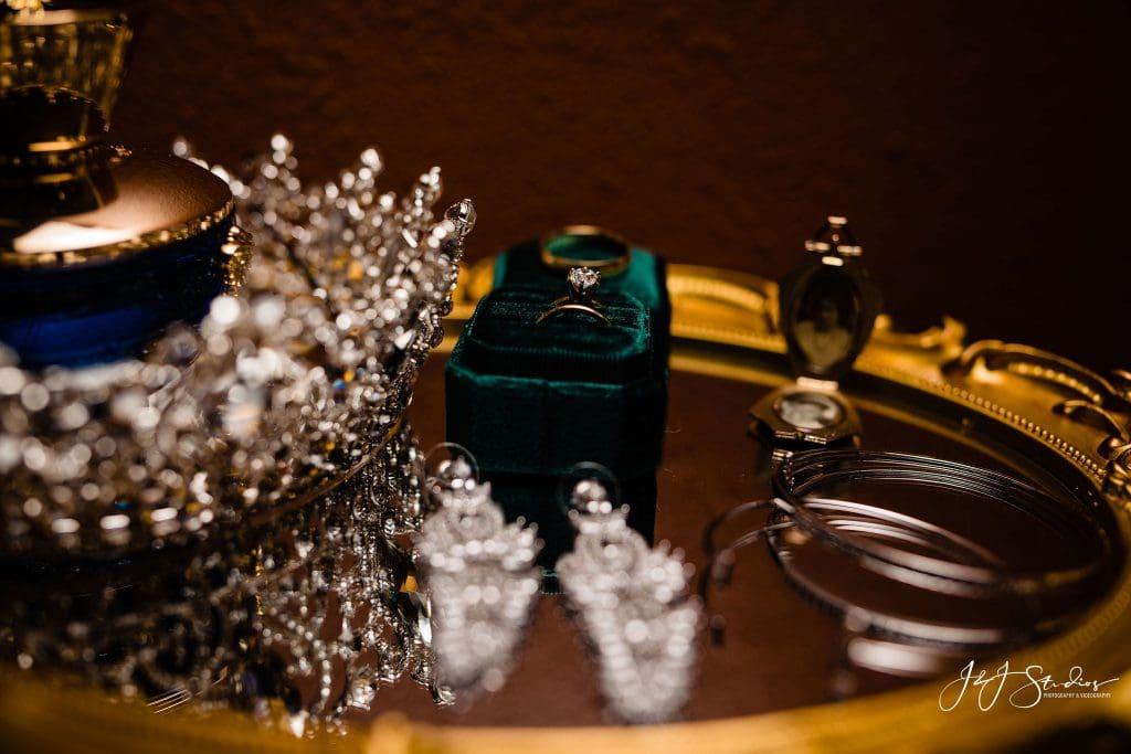 bridal wedding accessories