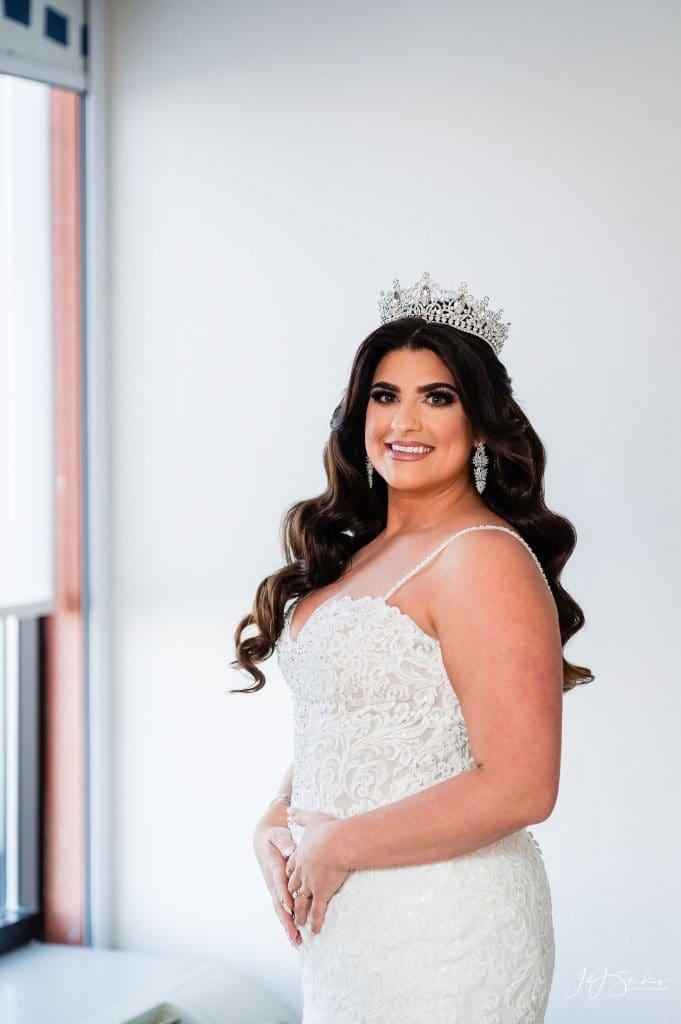 beautiful unique bride nj