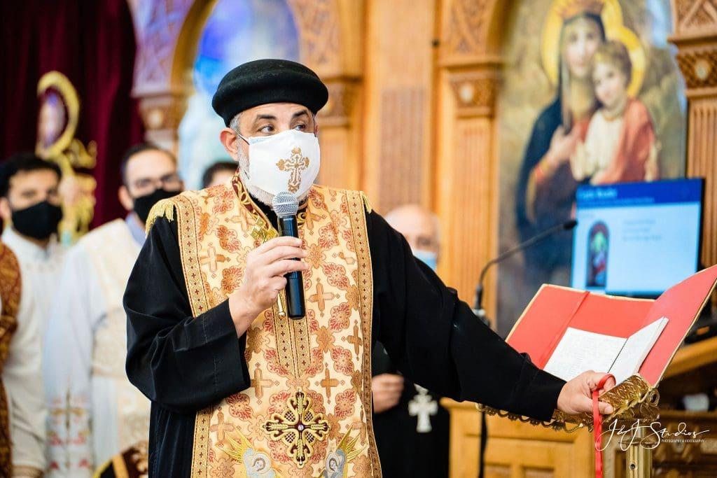 coptic church wedding celebrant