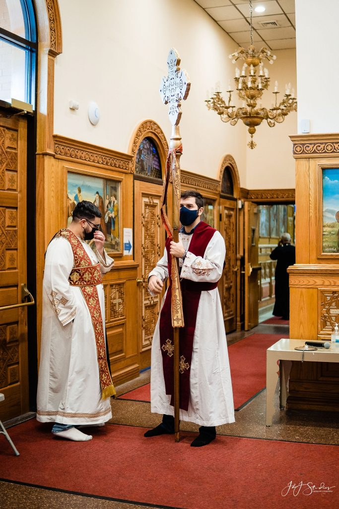 coptic church wedding