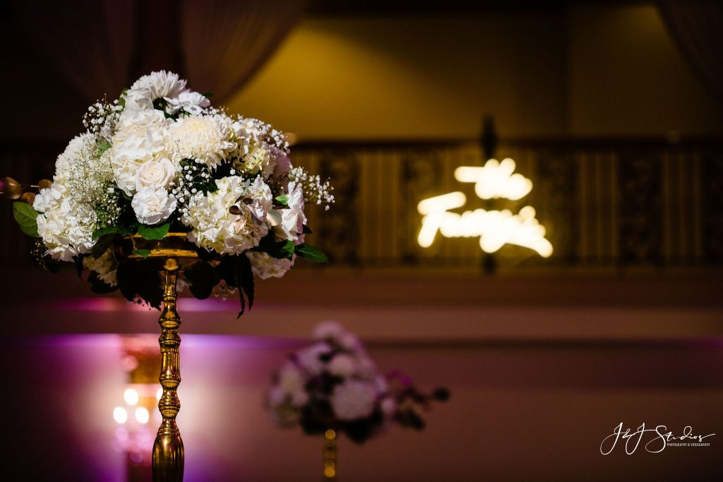 unique beautiful wedding reception decor