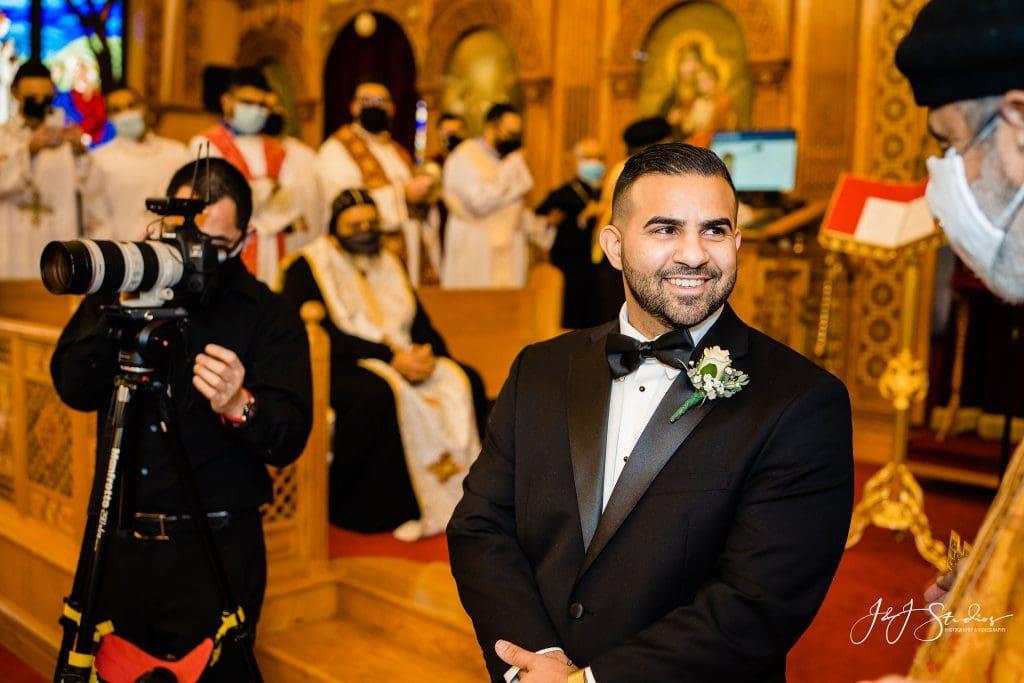 coptic wedding groom tuxedo