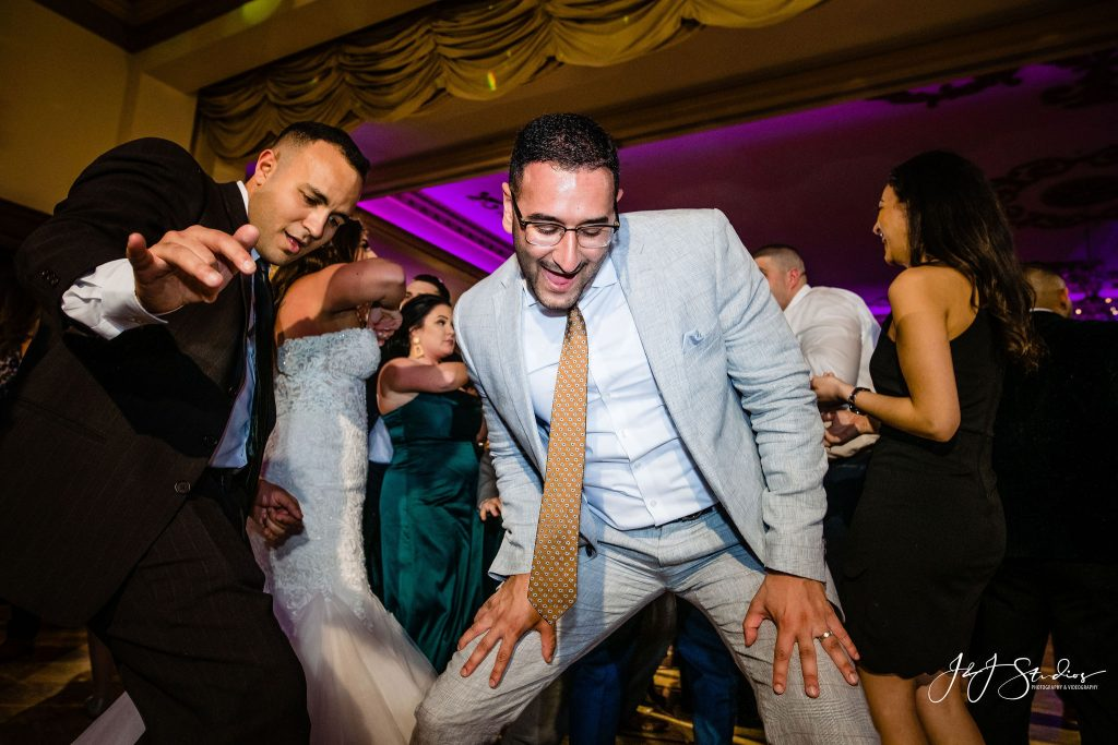 unique wedding dancing