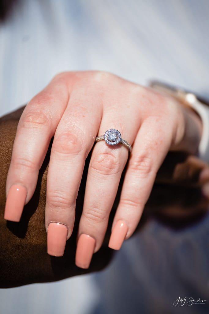 diamonds engagement ring