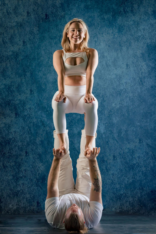 Acro yoga in Philadelphia