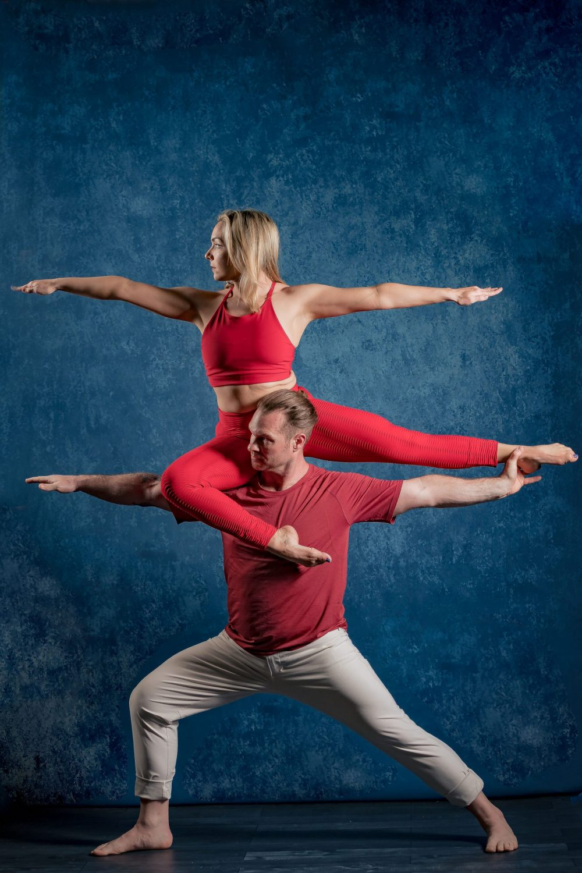 Philly Acro Yoga by J&J Studios