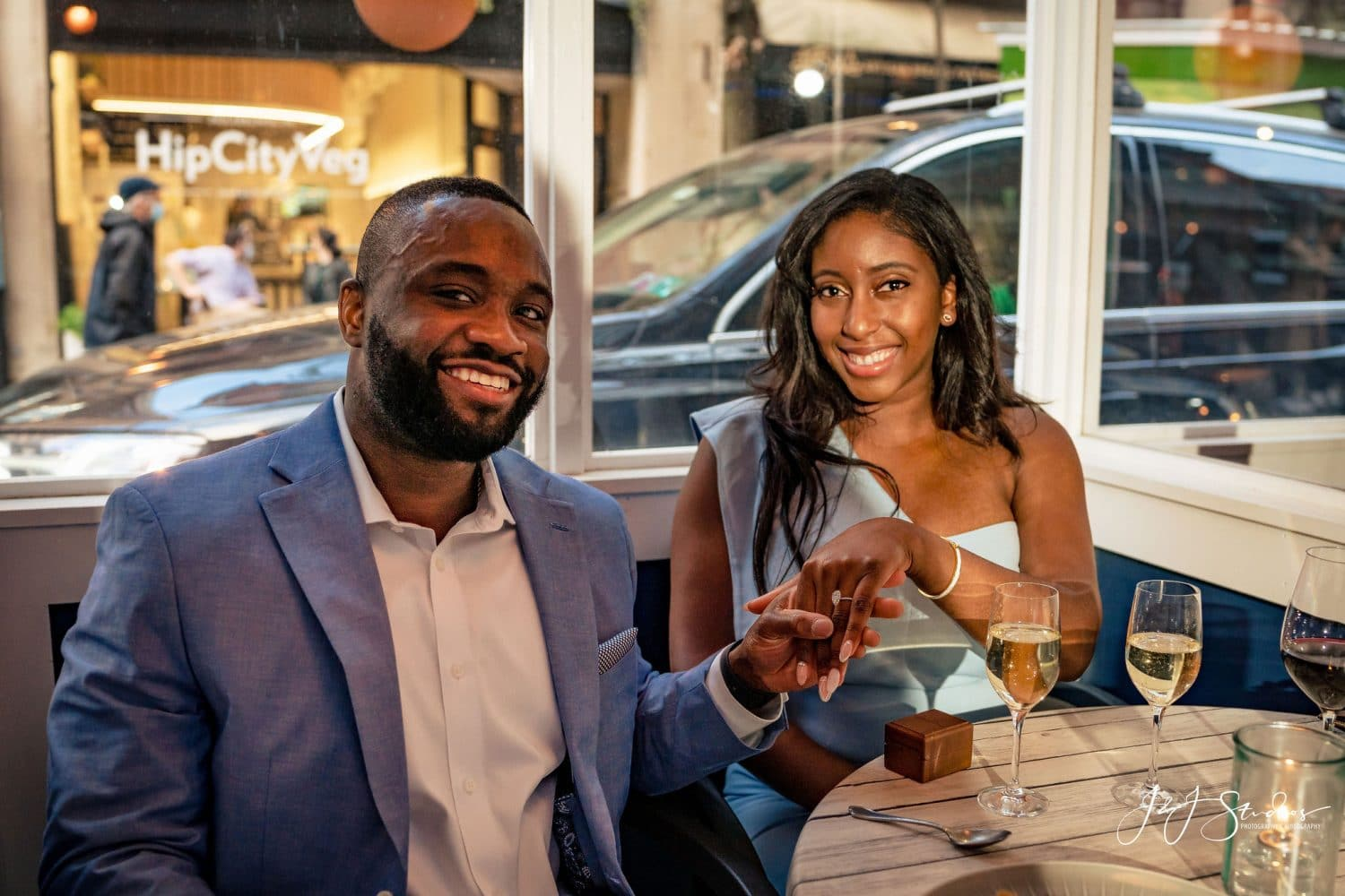 Philly proposal photography and videography