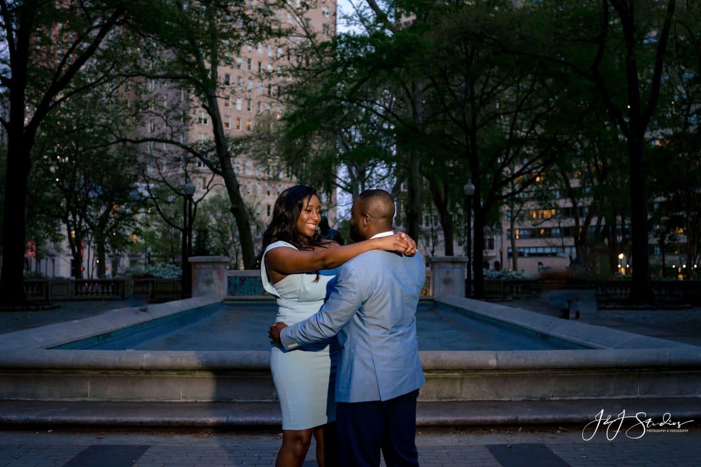 Philadelphia proposal and videography