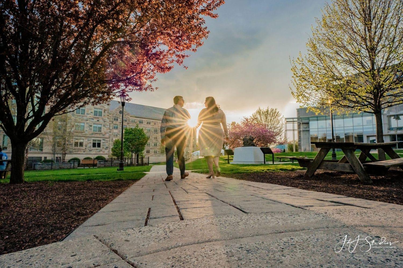Saint Joseph's University Engagement