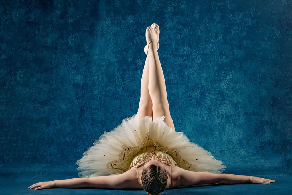 Philadelphia dance photographer John Ryan with J&J Studios