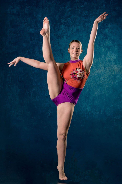 Abby dancer captured by J&J Studios