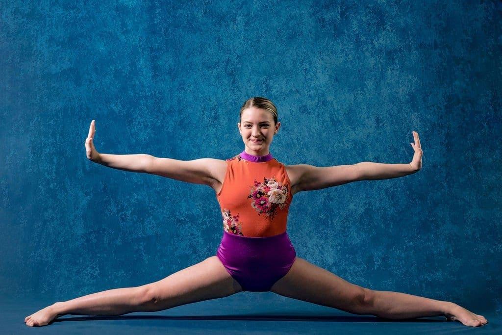 Dancer photographed by Philadelphia Dance Photographer