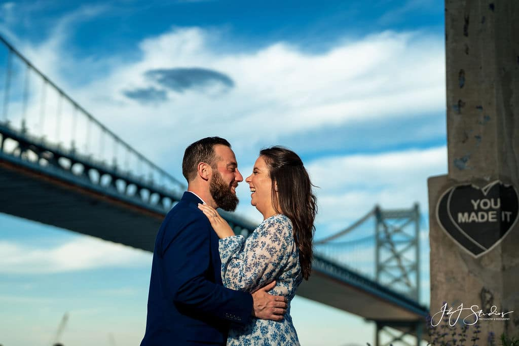 Joe and Renee's engagement shoot by J&J Studios