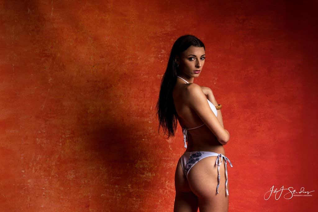 Summer model shoot by J&J Studios