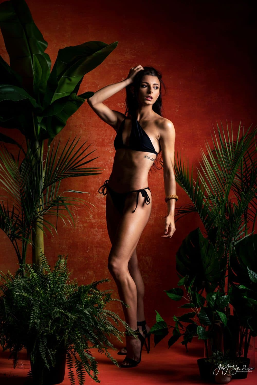 Model Photo Shoot by J&J Studios