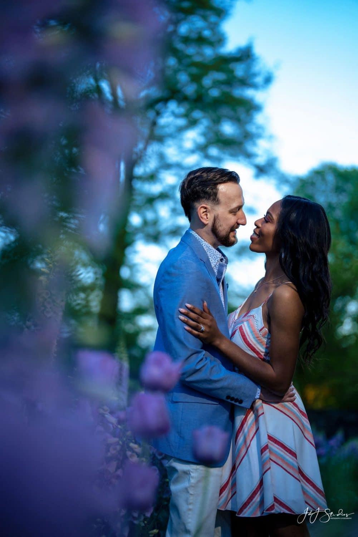Happy couple captured by J&J Studios