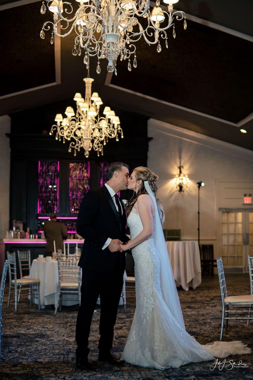 Joe and Cherise's reception captured by J&J Studios