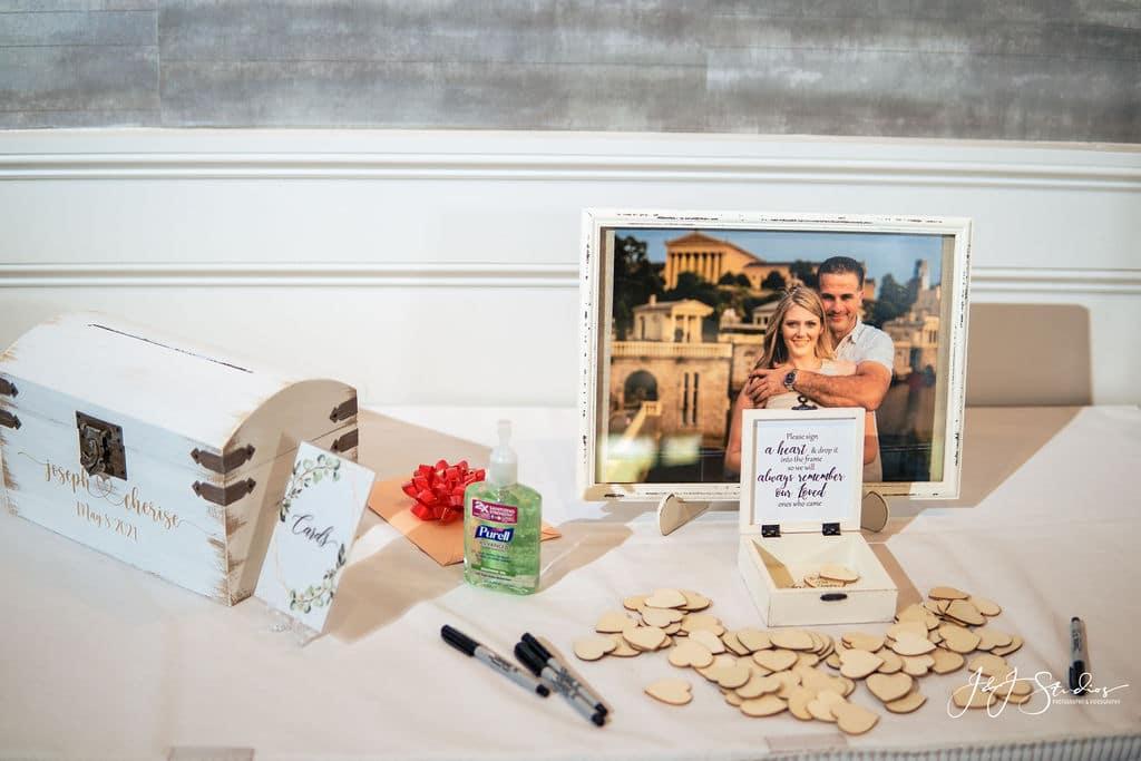 Wedding captured by J&J Studios