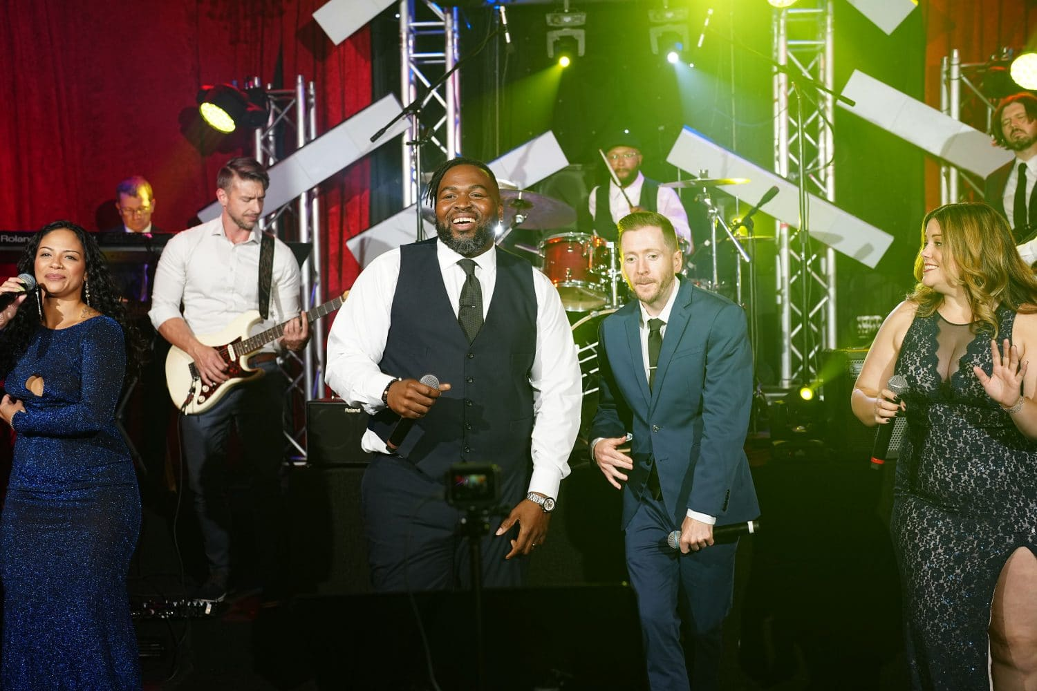 Best wedding band company in Philly Shot By John Ryan