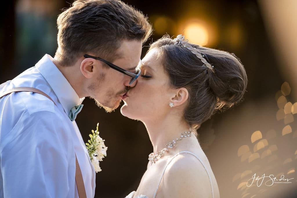 Just married by J&J Studios