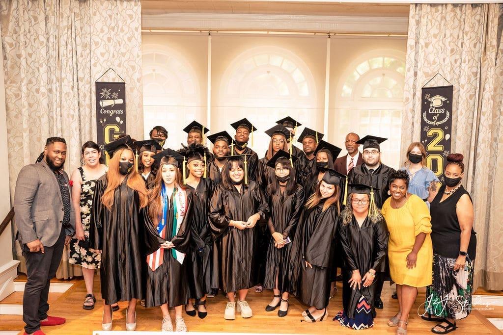 graduates by J&J Studios