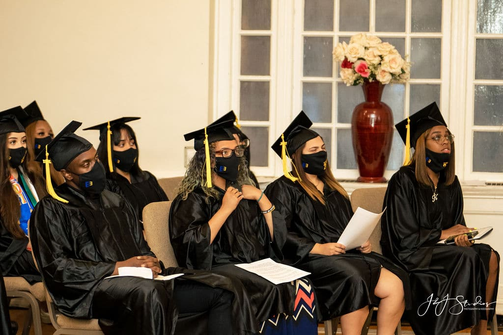 JEVS graduation by J&J Studios