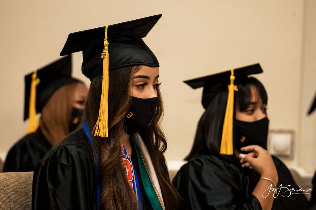 Individuals graduating by J&J Studios